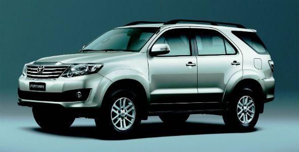 Toyota fabricará el Fortuner en Kazajistán desde 2014