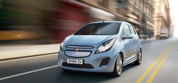 Chevrolet Spark eléctrico: de Ginebra a los concesionarios