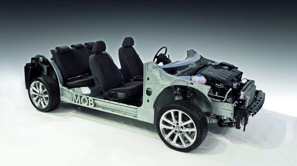 Plataforma MQB de Volkswagen: el Santo Grial de la automoción
