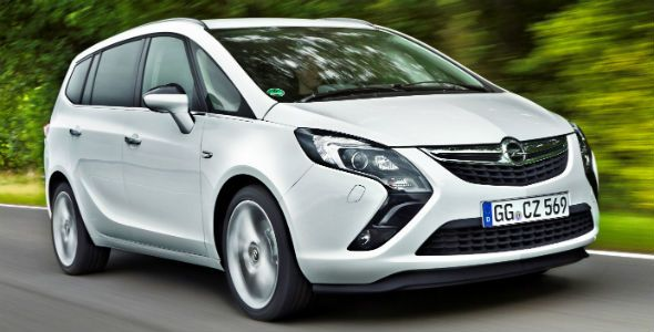 Opel: nueva generación de motores diésel 1.6 CDTI