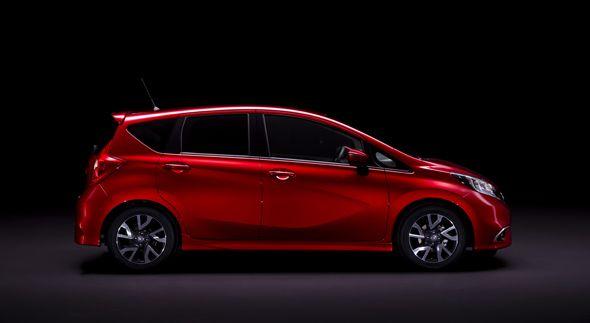 El nuevo Nissan Note llegará en otoño con nuevas tecnologías