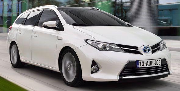Toyota Auris Touring Sports, en el Salón de Ginebra