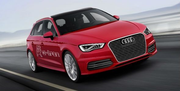 Audi A3 e-tron: se presenta en el Salón de Ginebra