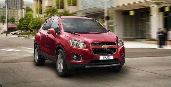 Chevrolet Lanzar A Mediados De 2013 El Nuevo Trax