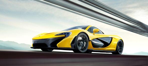 McLaren P1, prestaciones confirmadas
