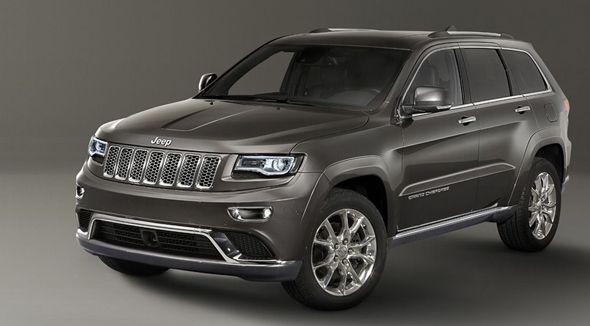 El nuevo Jeep Grand Cherokee estará en Ginebra 2013