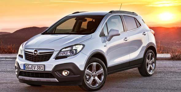 Opel Mokka: el SUV pequeño alemán