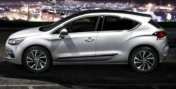 Citroën DS4 Electro Shot: edición especial en Ginebra