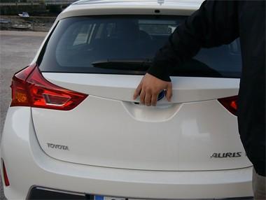 Vídeo prueba del nuevo Toyota Auris HSD, el compacto híbrido