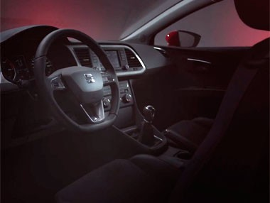 Seat León SC: primer León tres puertas
