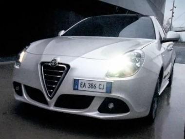 Alfa Romeo Giulietta, así frena