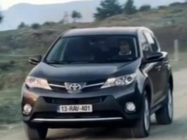 Toyota RAV4: claves de diseño