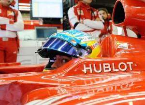 Alonso busca un año más la consecución de su tercer título mundial.