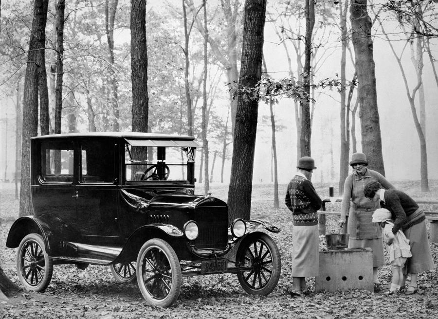 Ford T un SUV con 100 años