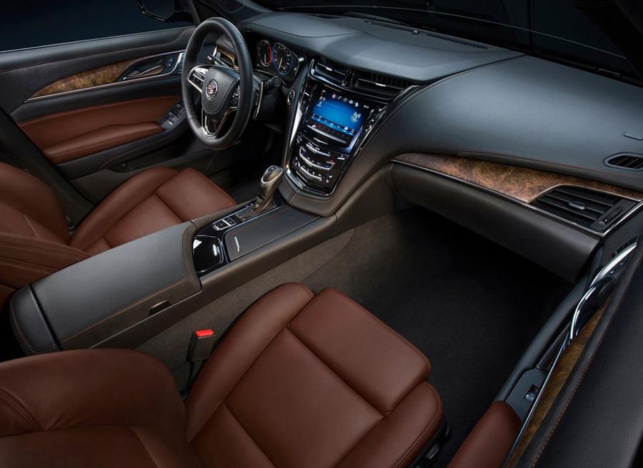 Nuevo Cadillac CTS 2013
