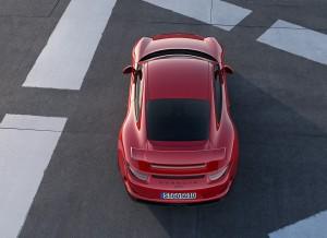 Nuevo Porsche 911 GT3 991