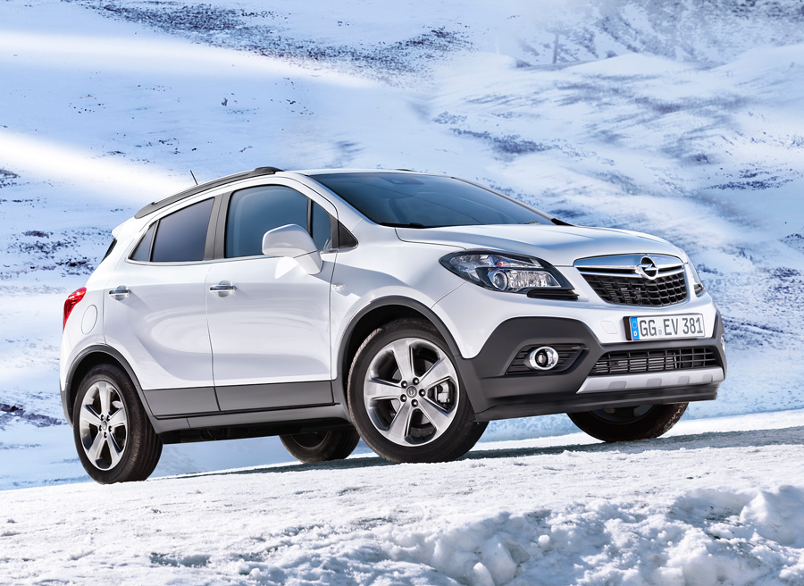 Opel Mokka OAAI