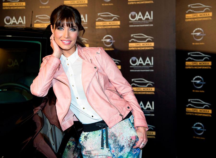 Pilar Rubio Opel OAAI