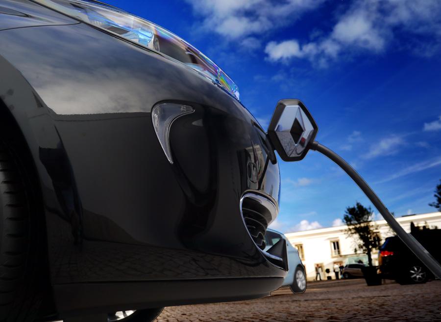Prueba presentación Renault Zoe, Recarga, Rubén Fidalgo