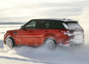 Range Rover Sport, presentado en Nueva York.