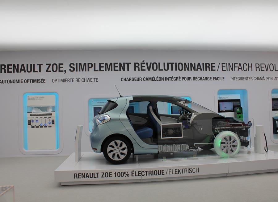 Salón del automóvil de Ginebra 2013: fotos curiosas