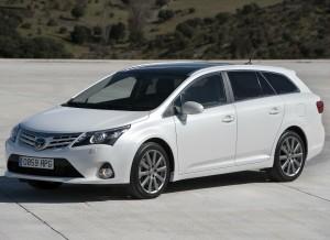 El nuevo Toyota Avensis está disponible desde 20.900 euros.