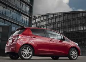 El nuevo Toyota Yaris tiene un precio de partida de 9.990 euros.