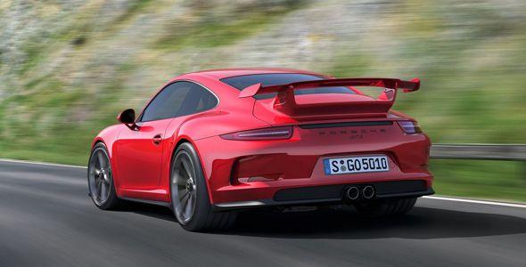 Porsche 911 GT3: desde 157.850 euros