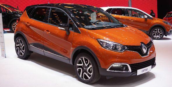 Renault Captur: fotos y vídeo