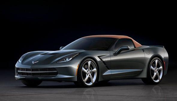 El Chevrolet Corvette Convertible, listo para Ginebra 2013