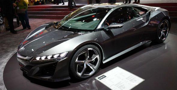 Nuevos Honda NSX y Civic Wagon para el Salón de Ginebra