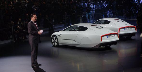 Volkswagen XL1: se anuncia su salida al mercado