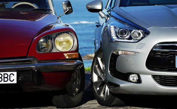 """Algunas """"novedades"""" en los coches… ¡tienen casi 100 años!"""