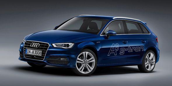 Audi A3 Sportback g-Tron, por 25.900 euros en Alemania