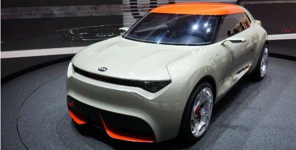 Kia Provo Concept: provocación coreana en Ginebra 2013