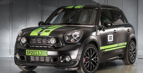 Mini Countryman John Cooper Works All4 Dakar Winner 2013: serie conmemorativa