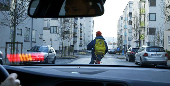 Volvo desarrolla un sistema para evitar el atropello de ciclistas