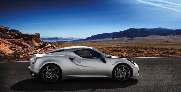 Alfa Romeo 4C Launch Edition: el precioso deportivo inicia su vida con una serie especial