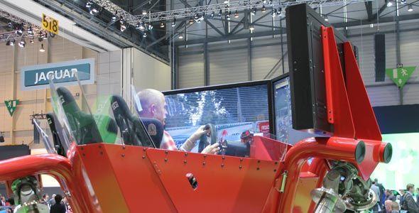 Salón del Automóvil de Ginebra 2013: curiosidades