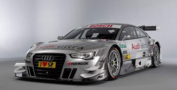 Audi RS 5 DTM: La competición en el Salón de Ginebra