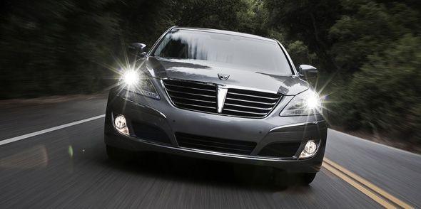El Hyundai Equus se renueva