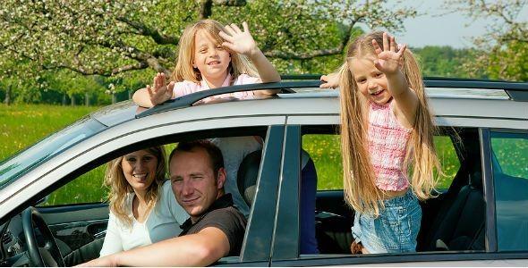 Viajar con niños: consejos para evitar problemas