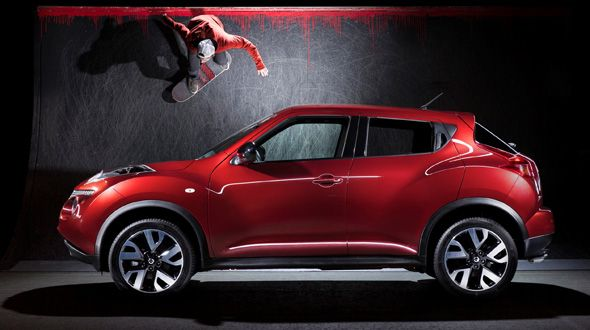 Ya está aquí el Nissan Juke n-tec con un amplio equipamiento tecnológico