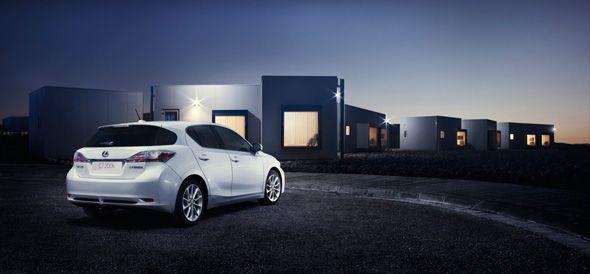 Lexus CT 200h Move On White Edition: sólo 300 unidades para España