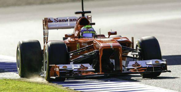 Mundial de F1 2013: los pilotos