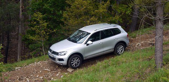 Nuevo Volkswagen Touareg Pure, el Touareg más económico