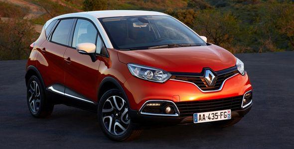 Renault Captur, desvelados los precios en España