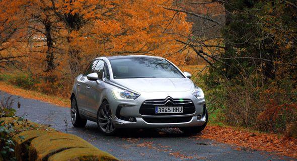 Reducen el consumo y las emisiones del Citroën DS5 Hybrid4