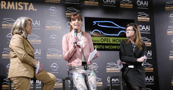 El Opel Mokka y la terapia contra la adicción a Internet de la OAAI