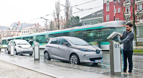 Probamos el Renault Zoe que llegará en mayo a España